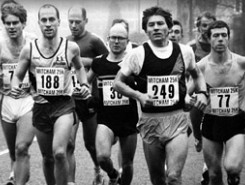 Are Runners Obsessive, Narcissistic Masochists?